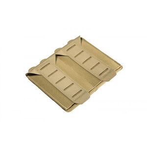 Blueforce Gear Stackable Ten-Speed Double M4 Mag Pouch Coyote Brown HW-TSP-M4-2-SB-CB