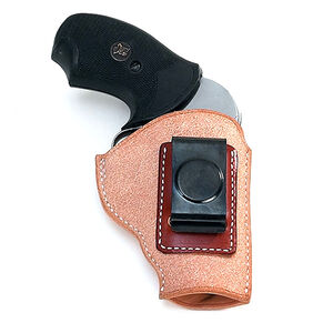"El Paso Saddlery EZ Carry for J Frame 2"", Right/Russet"