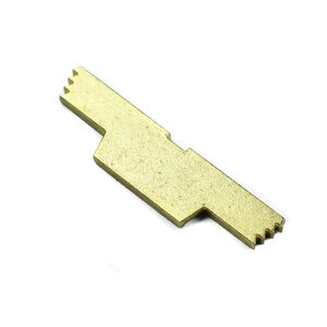 DELTAC Extended Slide Lock Lever For GLOCK Universal Steel Gold GLC101G