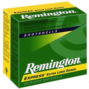 "Remington Express XL Range .410 Bore Ammunition 250 Rounds 3"" #4 Lead 11/16 Ounce SP4134"