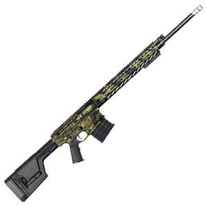 "Nemo Arms OMEN Watchman .300 Win Mag AR-10 Semi Auto 24"" 14 Rounds Optic Ready Magpul PRS Stock Tiger Stripe Finish"
