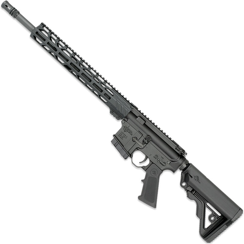 "Rock River LAR-15M CAR A4 .350 Legend AR-15 Semi Auto Rifle 16"" Barrel 10 Rounds 13"" M-LOK Handguard Collapsible Stock Black Finish"