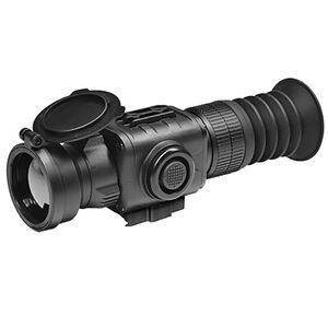 AGM Global Vision Python-Micro TS50-384 Thermal Riflescope 384x288 Resolution 2.7x Magnification With Digital Zoom Matte Black