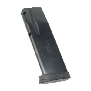 SIG Sauer P250/P320 Subcompact Magazine 9mm Luger 12 Rounds Steel Black MAGMODSC912
