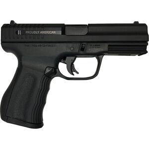 "FMK 9C1 Gen 2 9mm Luger Semi Auto Pistol 4"" Barrel 14 Rounds Black Polymer Frame Black Finish"