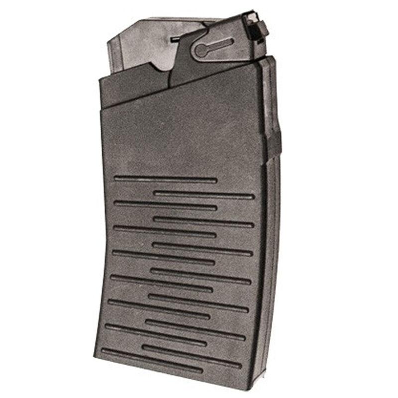 Molot/FIME VEPR12 12 Gauge Shotgun Magazine 5 Round Capacity Metal Reinforcement Weapons Grade Polymer Body/Follower/Floor Plate Matte Black M-VPR12-5