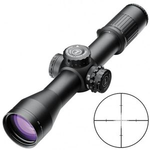 Leupold Mark 6 3-18x44 Riflescope TMR Reticle 34mm Tube Front Focal TMR Reticle Matte Black 170826
