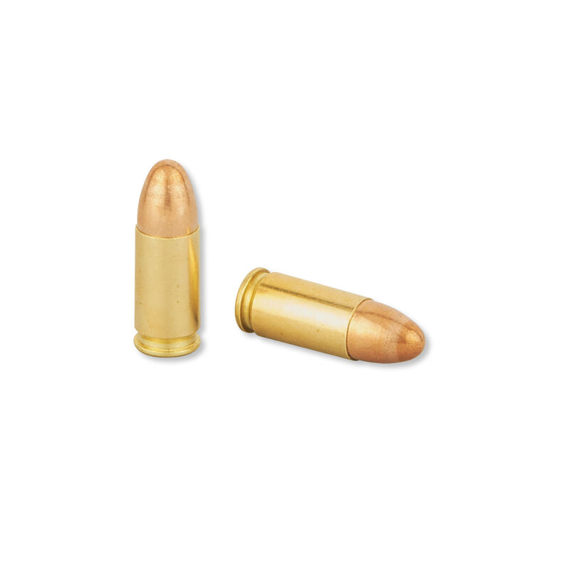 Prvi Partizan 9mm Luger Ammunition 50 Rounds Subsonic FMJ 158 Grains PP-R9.1