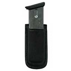 Don Hume Snap On Mag Glock Pouch Leather Black