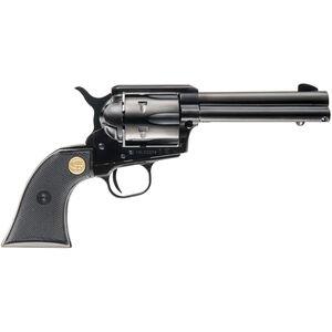 "Chiappa Firearms SAA 1873 Regulator .45 LC Single Action Revolver 4.75"" Barrel 6 Rounds Polymer Grip Black Finish"