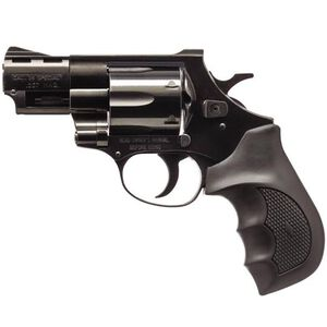 "EAA Corp Windicator Double Action Revolver .357 Magnum 4"" Barrel 6 Rounds Rubber Grip Blued Finish 770133"