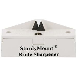 AccuSharp SturdyMount Knife Sharpener White