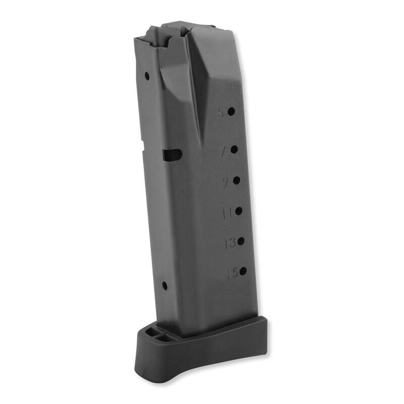 ProMag Smith & Wesson SD9 9mm 17 Round Blue Steel SMI-A19
