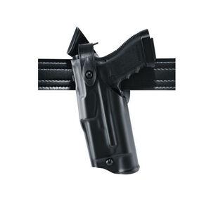 Safariland Model 6360 ALS/SLS Duty Belt Holster Fits SIG P320 Compact/Carry Left Hand Hardshell STX Tactical Black