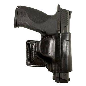 DeSantis Gunhide E-GAT S&W M&P Shield 9/40 Belt Slide Holster Right Hand Leather Black 115BAX7Z0