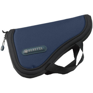 "Beretta High Performance Single Pistol Rug 8"" Polyester Blue with Handle FO9101890501"