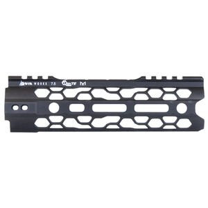 "ODIN Works AR-15 7.5"" M-LOK O2 Lite Free Float Forend Black"