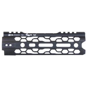 "ODIN Works AR-15 7.5"" M-LOK O2 Lite Free Float Forend Black"