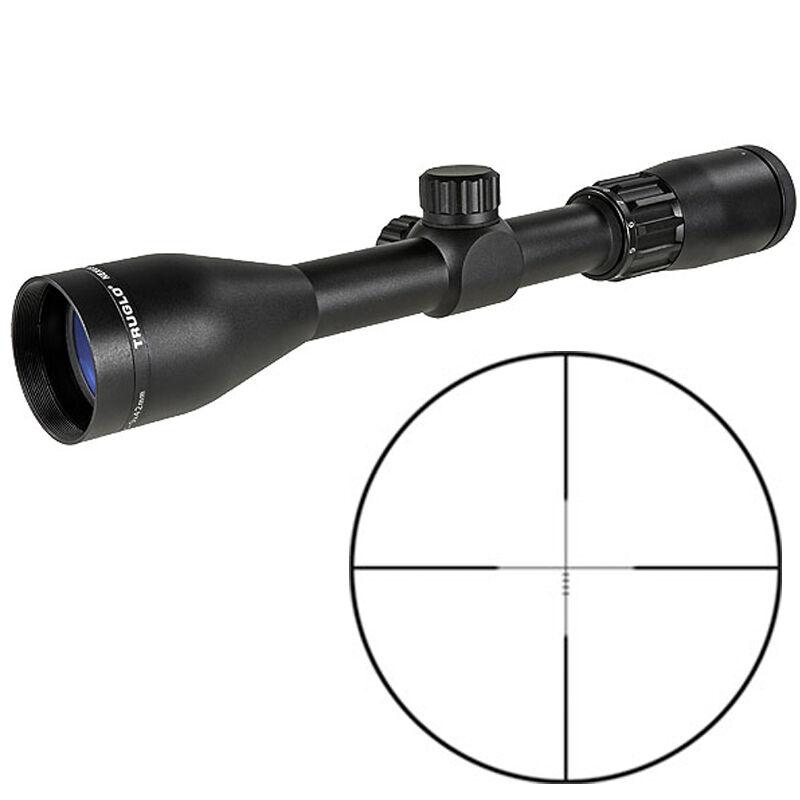 "TRUGLO NEXUS Hunting Scope Series Riflescope 3-9x42 Non-Illuminated BDC Reticle 1"" Tube Fixed Parallax Black Finish"