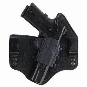 Galco KingTuk GLOCK 42 Inside Waistband Holster Right Hand Kydex/Leather Black KT600B