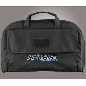 "Hogue Pistol Bag Large with Front Pocket 10""x16"" Nylon Black 59270"