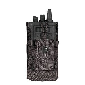 SMALL RADIO/GPS POUCH BLK