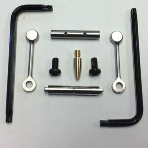 KNS Precision AR-15/M16 Gen2 MOD2 Trigger Pins .154 Stainless NRTHPMOD2-154-SS