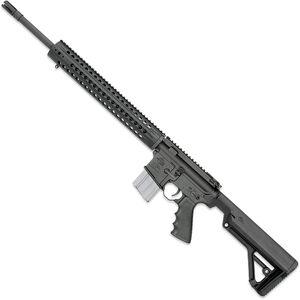 "Rock River LAR-15 Coyote Rifle 5.56 NATO AR15 Semi Auto Rifle 20"" HBAR Barrel .223 Wylde Chamber 20 Rounds Free Float Handguard A2 Fixed Stock Black"