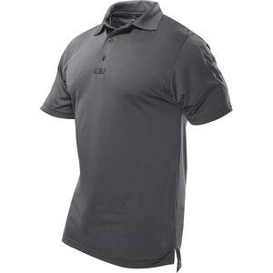 Tru-Spec 24-7 Series Short Sleeve Performance Polo Shirt Men's Polyester 3XL Charcoal