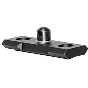 GrovTec M-Lok Swivel Stud Mount Aluminum Black