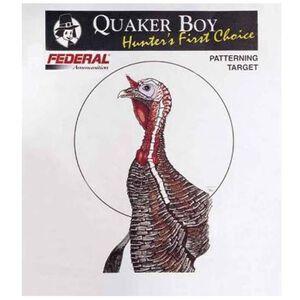 "Quaker Boy Turkey Paper Patterning Target 20""x20"" 100 Pack"
