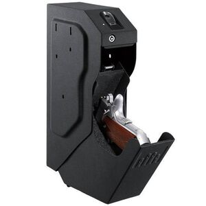 GunVault SVB 500 SpeedVault Biometric Handgun Safe Steel Black SVB500