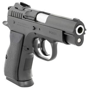 "Tanfoglio IFG TF-Combat C-9 9mm Luger Compact Semi-Auto Pistol 3.66"" Barrel 13 Rounds 3-Dot Sights Steel Frame Black Finish"
