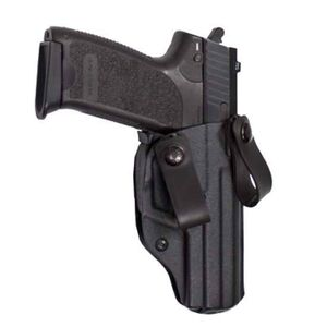 "Blade Tech Nano IWB Holster Springfield XDM 3.8"" Right Hand Polymer Black HOLX000380780643"