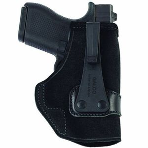 Galco Tuck-N-Go IWB Holster For GLOCK 36 Right Hand Leather Black TUC226B