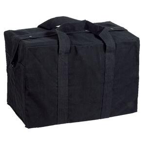 5ive Star Gear Canvas Parachute Cargo Bag Black