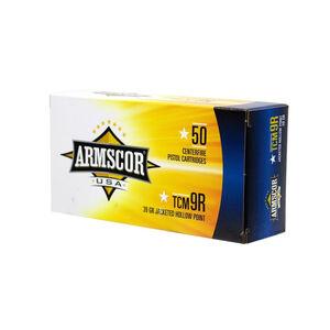 Armscor USA 22 TCM 9R 39 Grain JHP 50 Round Box