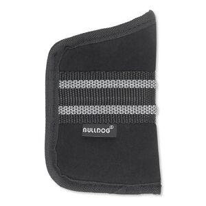 Bulldog Cases Medium Inside Pocket Holster Right Hand Nylon Black