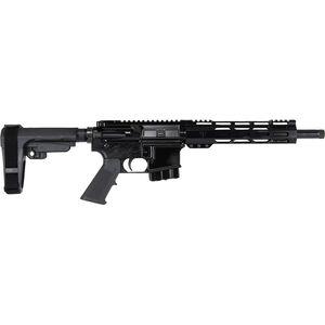 "Alexander Arms 6.5 Grendel AR-15 Semi Auto Pistol 11"" Barrel 10 Rounds Free Float hand Guard SBA3 Pistol Stabilizing Brace Black Finish"