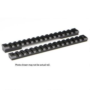 Warne Mountain Tech One Piece Picatinny/Weaver Style Scope Base 20 MOA Browning X-Bolt Long Action Standard Aluminum Matte Black