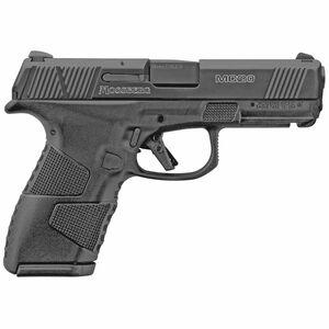 "Mossberg MC2c 9mm Luger Compact Semi Auto Pistol 3.9"" Barrel 13 Rounds 3-Dot Sights Black Polymer Frame/Black DLC Slide Finish"