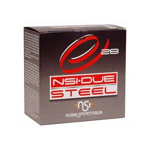 "NobelSport Due Steel 12 Gauge Ammunition 25 Rounds 2.75"" #7 Steel 1 oz 9400921"