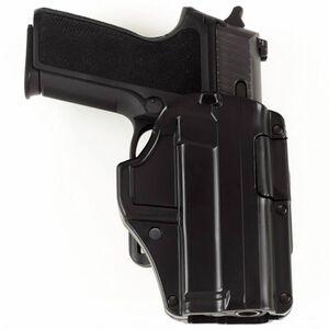Galco M6X S&W M&P Compact 9/40 Auto Locking Belt Holster Polymer Right Hand Black M6X474