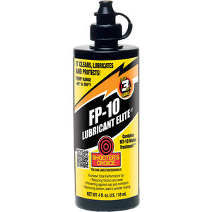 Shooter's Choice, FP10 Lubricant Elite, 4 Ounce Liquid, 12 Pack