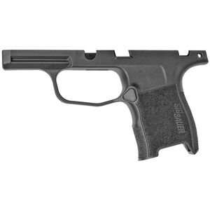SIG Sauer P365 Grip Module Assembly Manual Safety 9MM Polymer Black