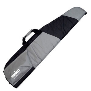 "Sako Logo Soft Scoped Rifle Case 48"" Nylon Gray/Black"