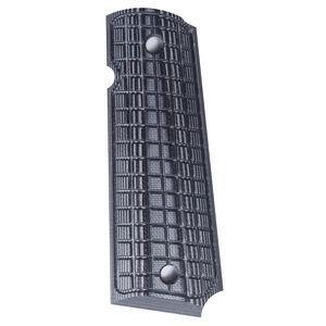 Pachymayr G-10 Tactical Pistol Grip 1911 Full Size Grappler Gray/Black 61011