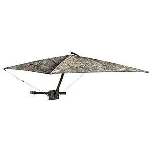 Allen Vanish Treestand Hub Umbrella 56x42 inch Realtree Edge Camo