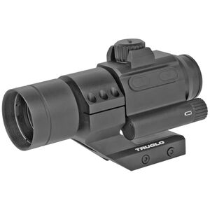 TRUGLO Ignite 1x30mm 2 MOA Green Dot Optic AAA Battery Aluminum Black