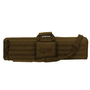 "Voodoo Tactical 37"" Single Weapons Case Coyote Tan 15- 017007000"
